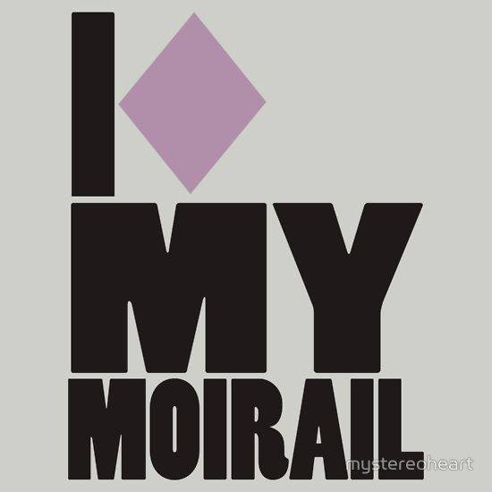I <> MY MOIRAIL ==> I wish i had a moirail. The most I'll ever get to be is probably an auspice. #ForeverAlone