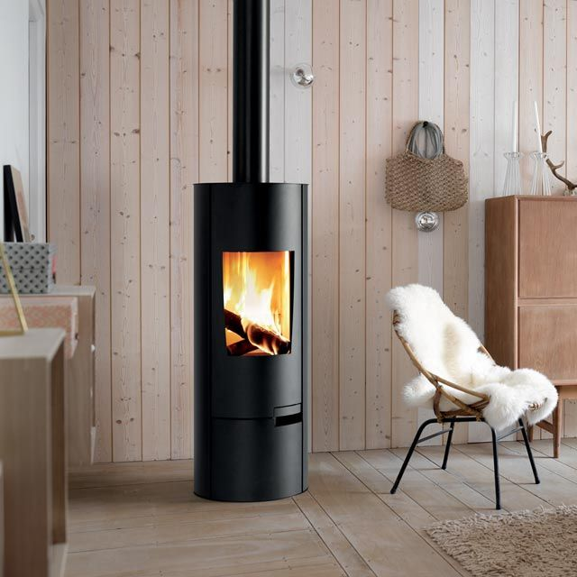 po le bois supra still 6 kw eugene herpin stove. Black Bedroom Furniture Sets. Home Design Ideas