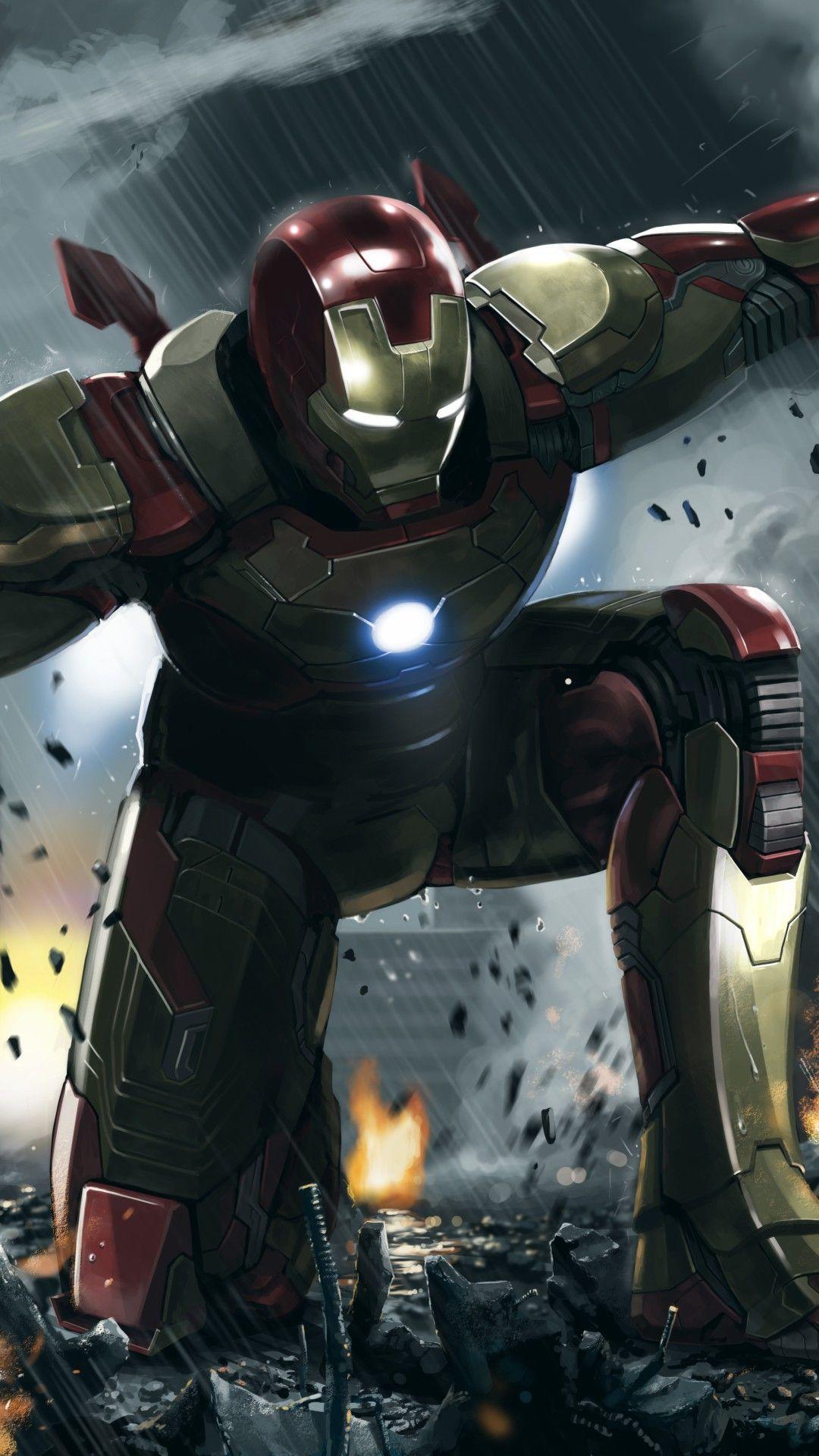 Pin On Team Stark