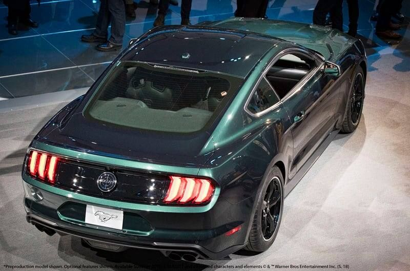Exclusive Gallery Insider Look at the 2019 Mustang
