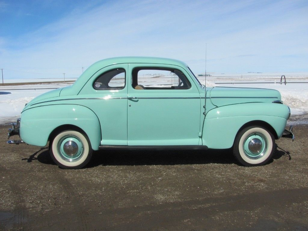 Ebay 1941 Ford Super Deluxe Coupe Vintage Flathead V8 Cruise Ready 41 Coupe Classic Old Antique Auto Car 65pics Vintage Cars Ford Classic Cars Classic Cars