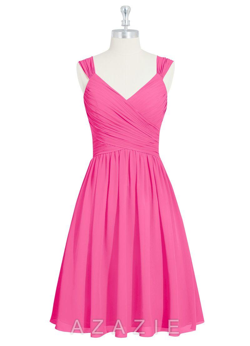 MIKAELA - Bridesmaid Dress | Muestras de color, De colores y Color