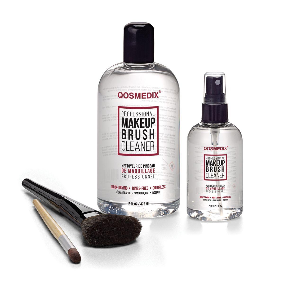Professional Makeup Brush Cleaner Homemade makeup brush