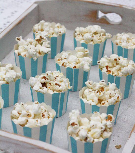 Popcorn | Bulk Flavored Popcorn | Wedding Popcorn Bars #childrenpartyfoods
