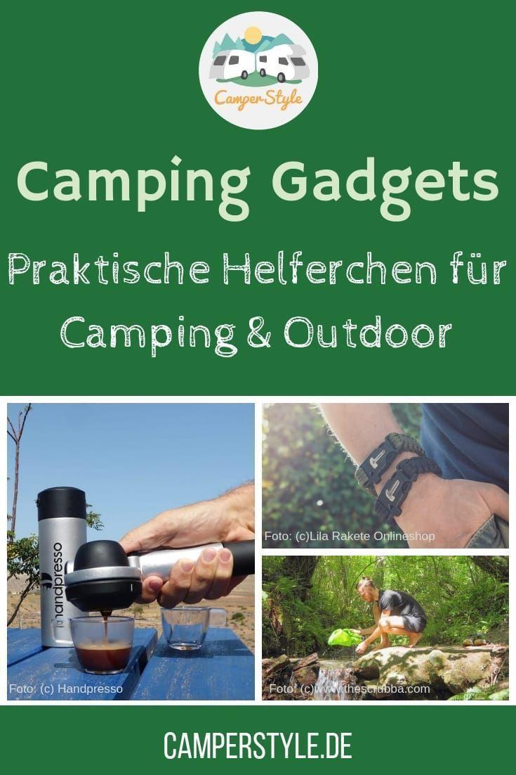 Photo of Camping Gadgets die du kennen solltest Seite 1 von 0 – CamperStyle.net