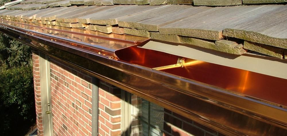 3 Stainless Steel Spring Gutter Strainer For 6 Inch Oversized Gutters Read More At The Image Link Gutters Downspout Gutter