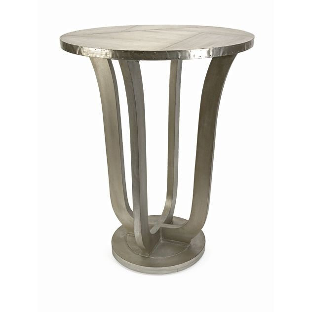 Jensen Aluminum Clad Table Imax Worldwide Home Your