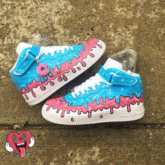 General Nike Air Force 1 Shoes Sneakers Are 100 Authentic Trusted Professional Service Since 2016 Custom Shoes Diy Dollskill Shoes Donut Shoes