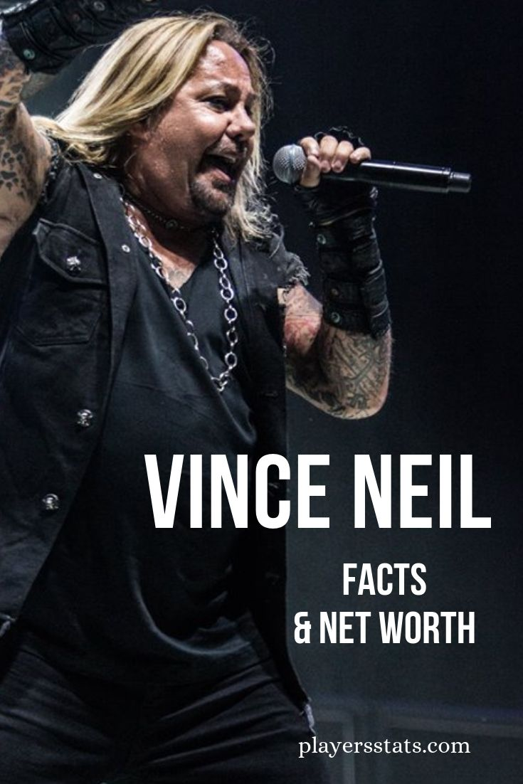Vince Neil S Net Worth In 2020 How Much Money Is Vince Worth Vince Neil Vince Net Worth