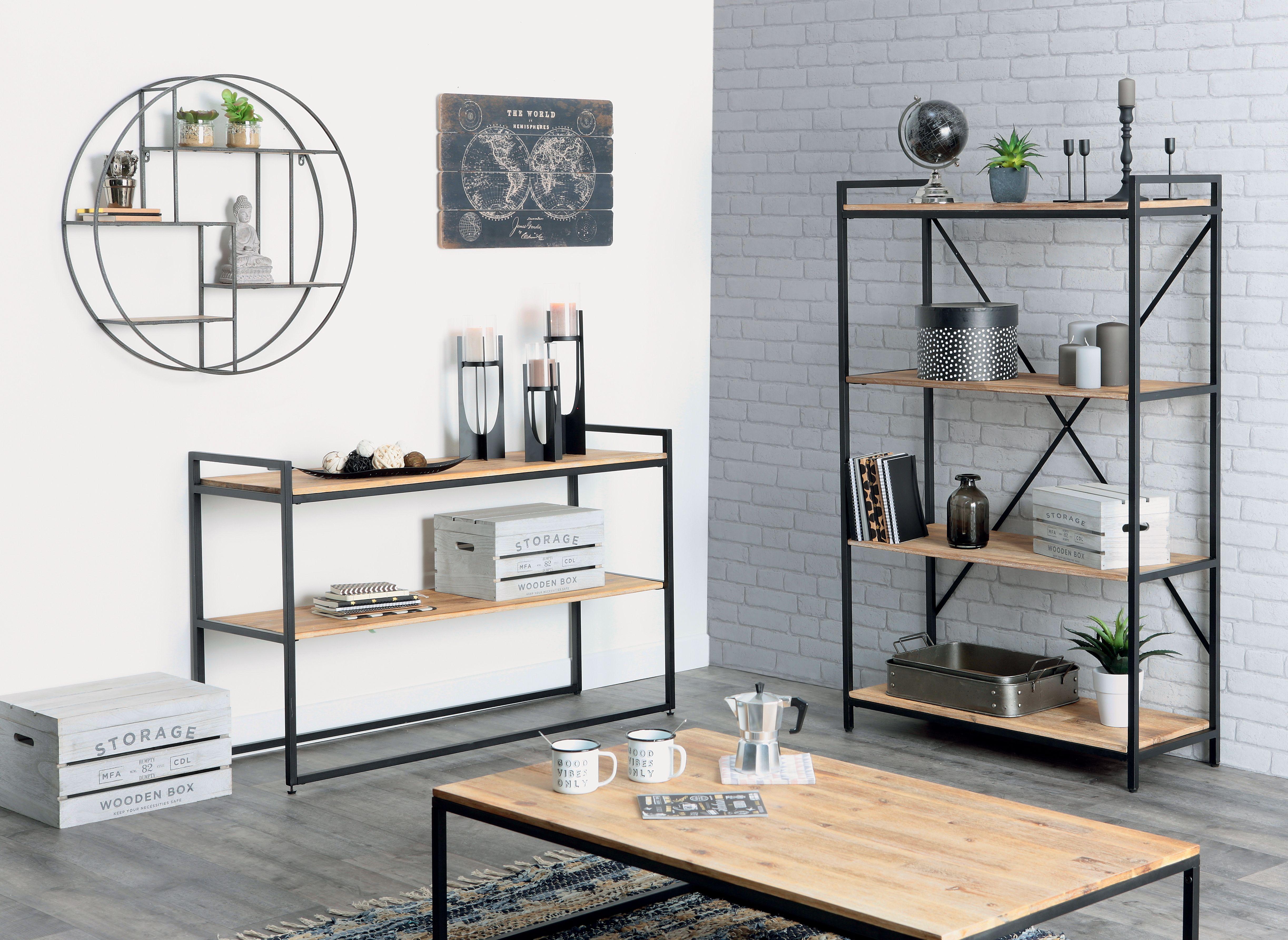Image Deco Maison De Assia Marie Du Tableau Appart Idee Deco Industrielle Deco Salon Industriel