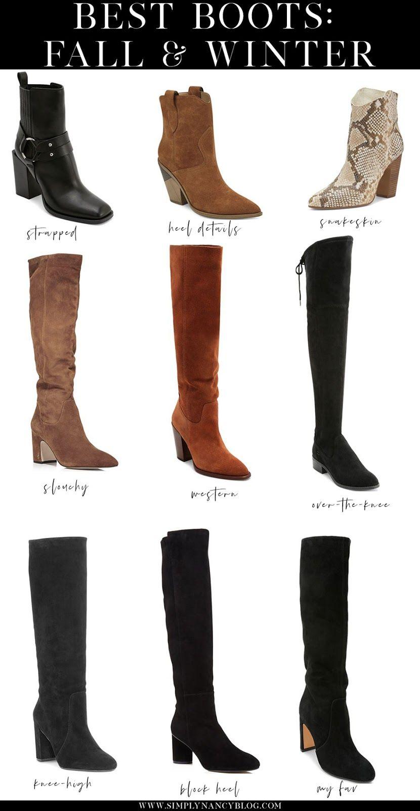 Best Winter Boots 2018 Under 200 On Sale Boots Best Winter Boots Trending Winter Boots