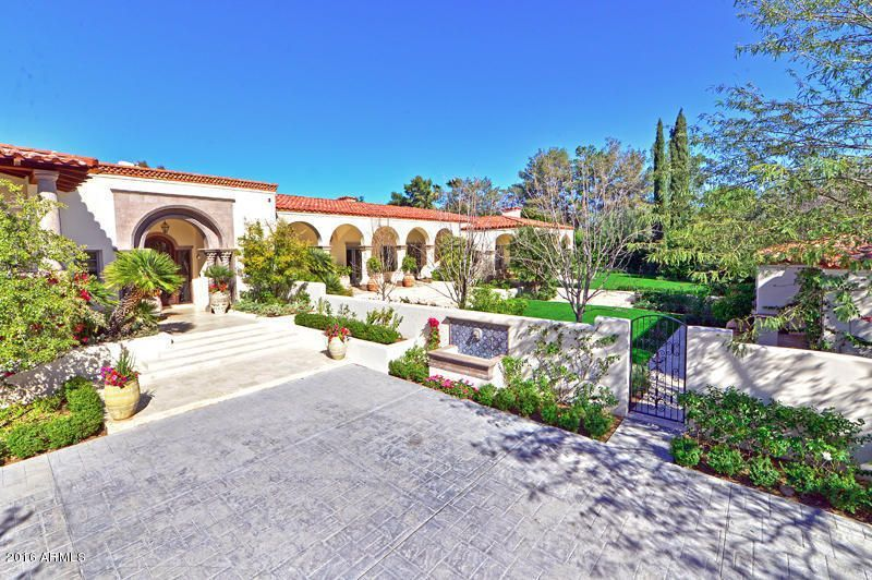 3422 E Palo Verde Drive, Paradise Valley , 85253
