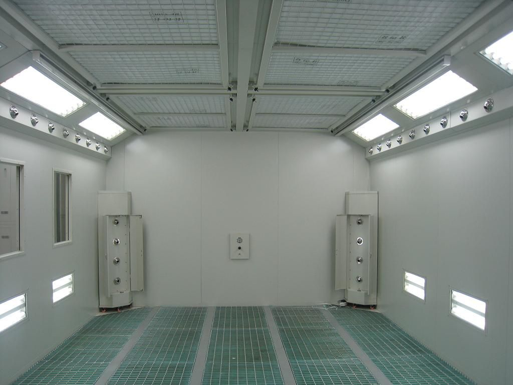 Auto Spray Booth Leasing By Taycor Financial Automotive