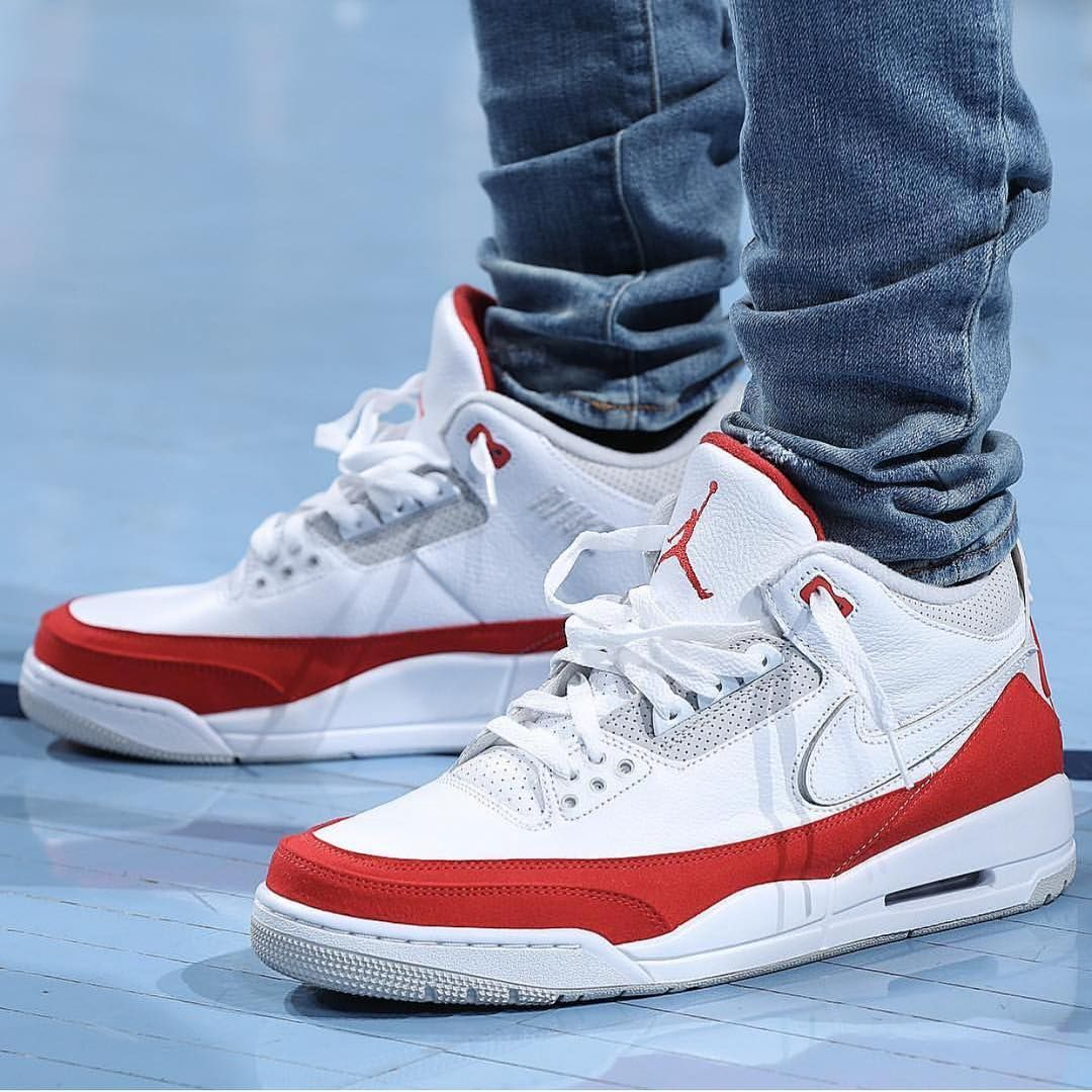 "more photos 17569 4fc0f zSneakerHeadz on Instagram: ""2019 Air Jordan Retro 3 TH SP ..."