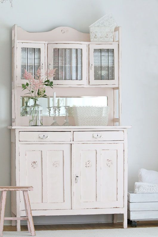 vintage buffet alter k chenschrank im shabby chic alles m gliche in 2018 pinterest. Black Bedroom Furniture Sets. Home Design Ideas
