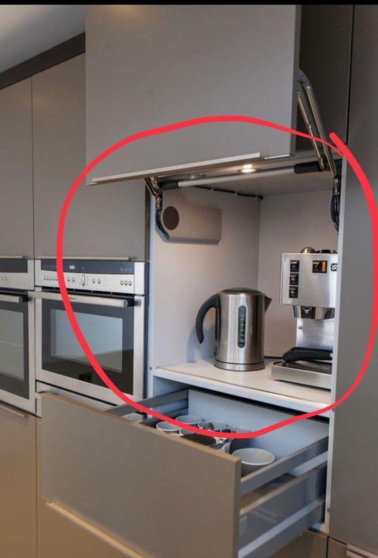 28 erstaunliche ergonomische Küchen-Design-Ideen - Jeder von uns hat unterschie..., #ergonom...