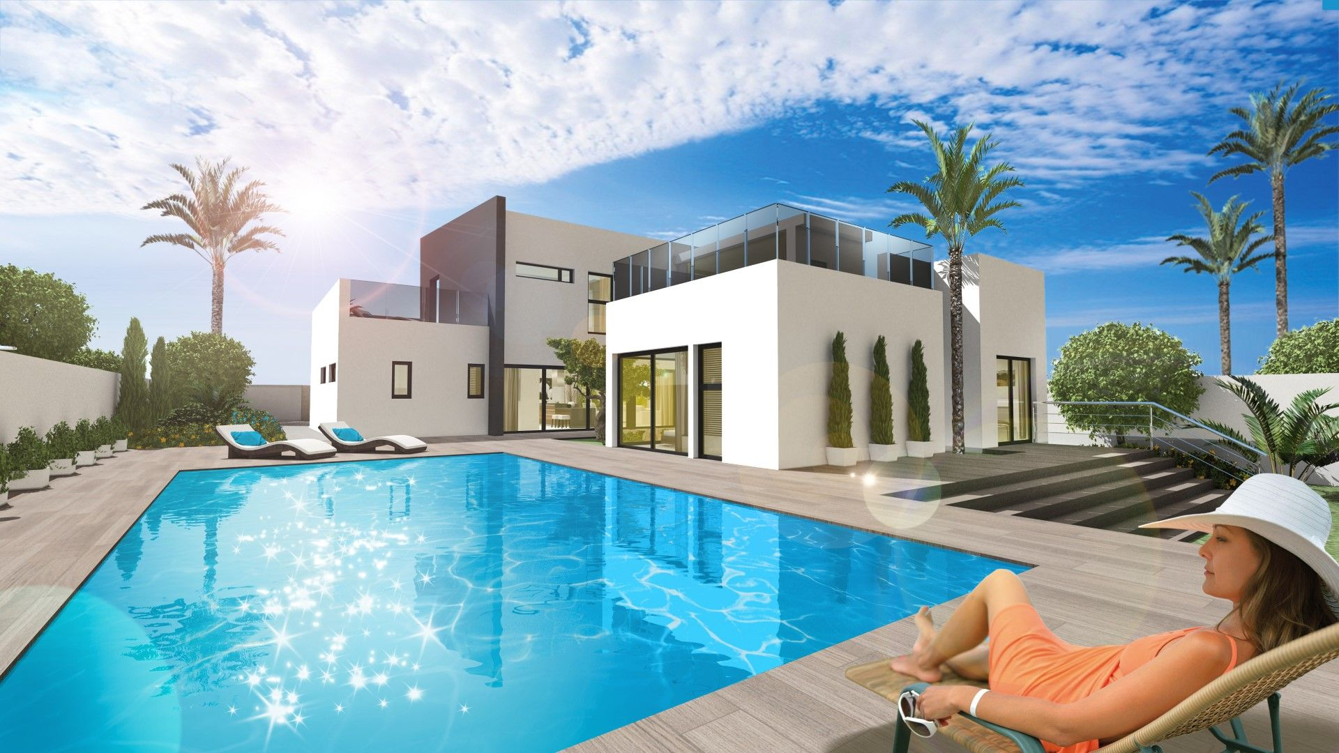 New build property for sale in Los Balcones Torrevieja