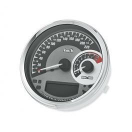 Combination Analog Speedometer/Tachometer km/h LCS7477511A