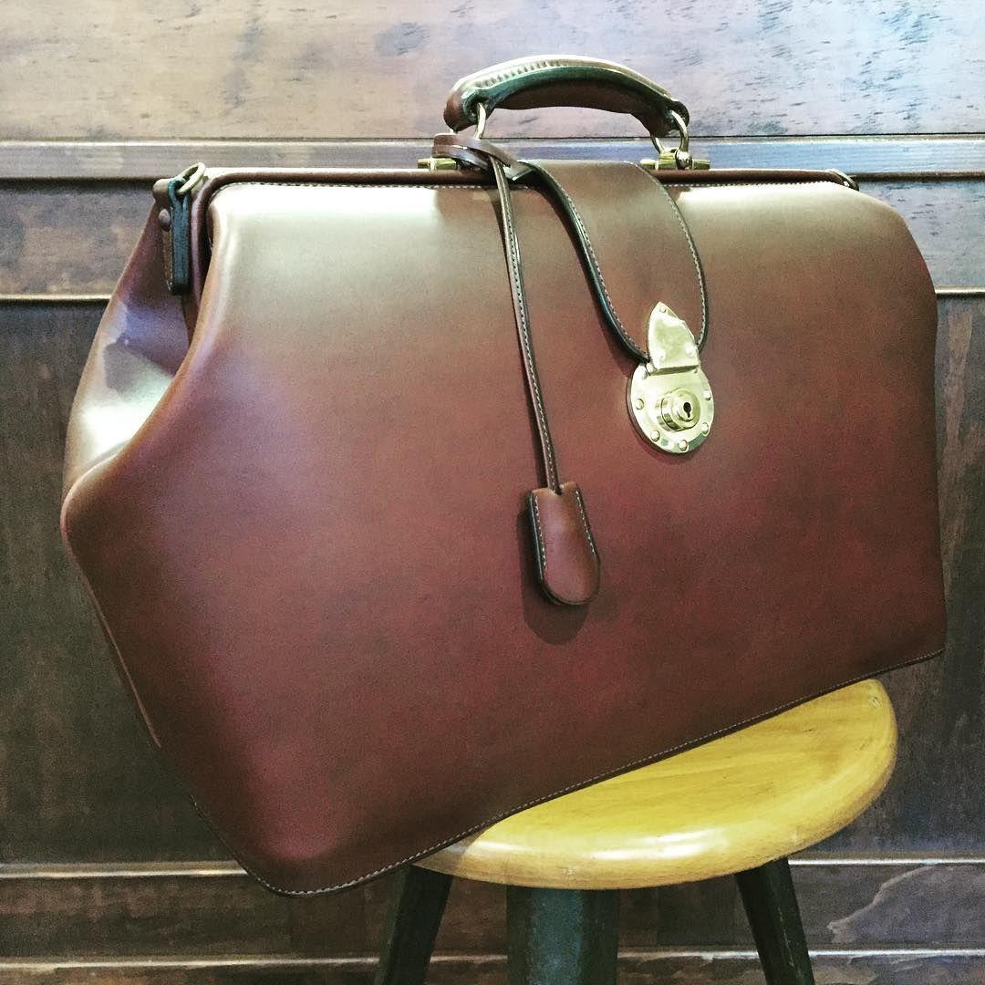 Making of the top frame bag 一尺三寸口金ボストンバッグ あとはショルダーストラップ  #travelbag #Overnightbag  #baglover #鞄 #日下公司 #くさかカバン店