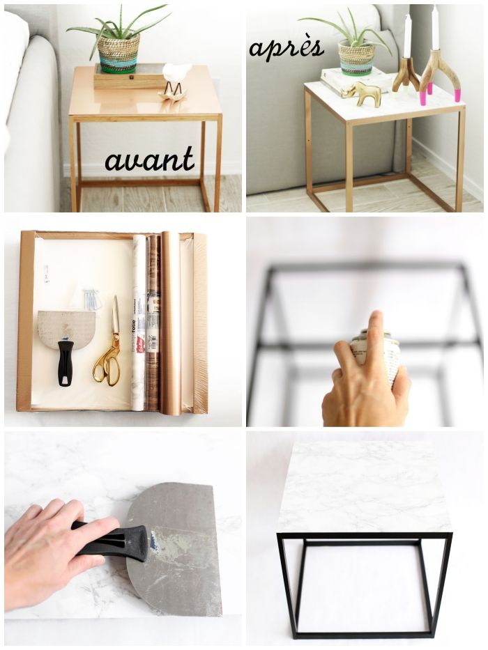 1001 + idées pour réussir un projet de détournement de meuble IKEA   Detournement meuble ikea ...