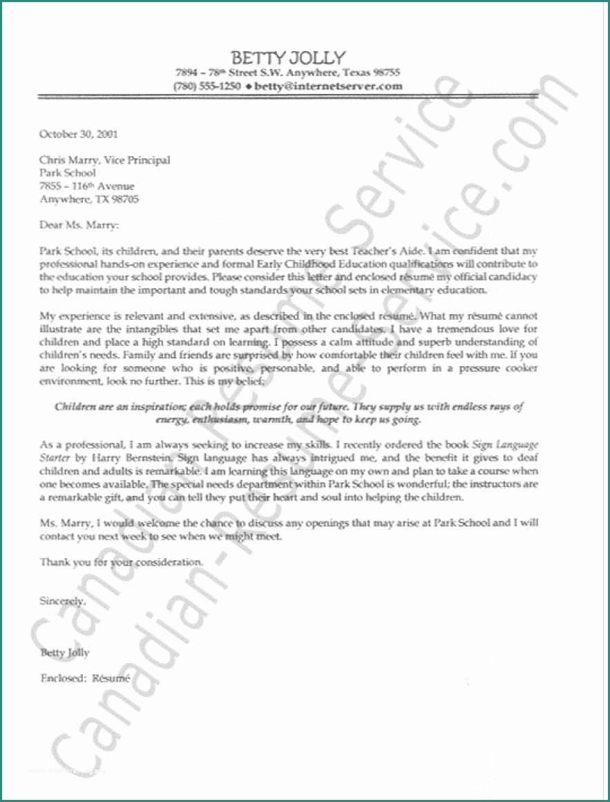 26 Substitute Teacher Cover Letter Sample For And