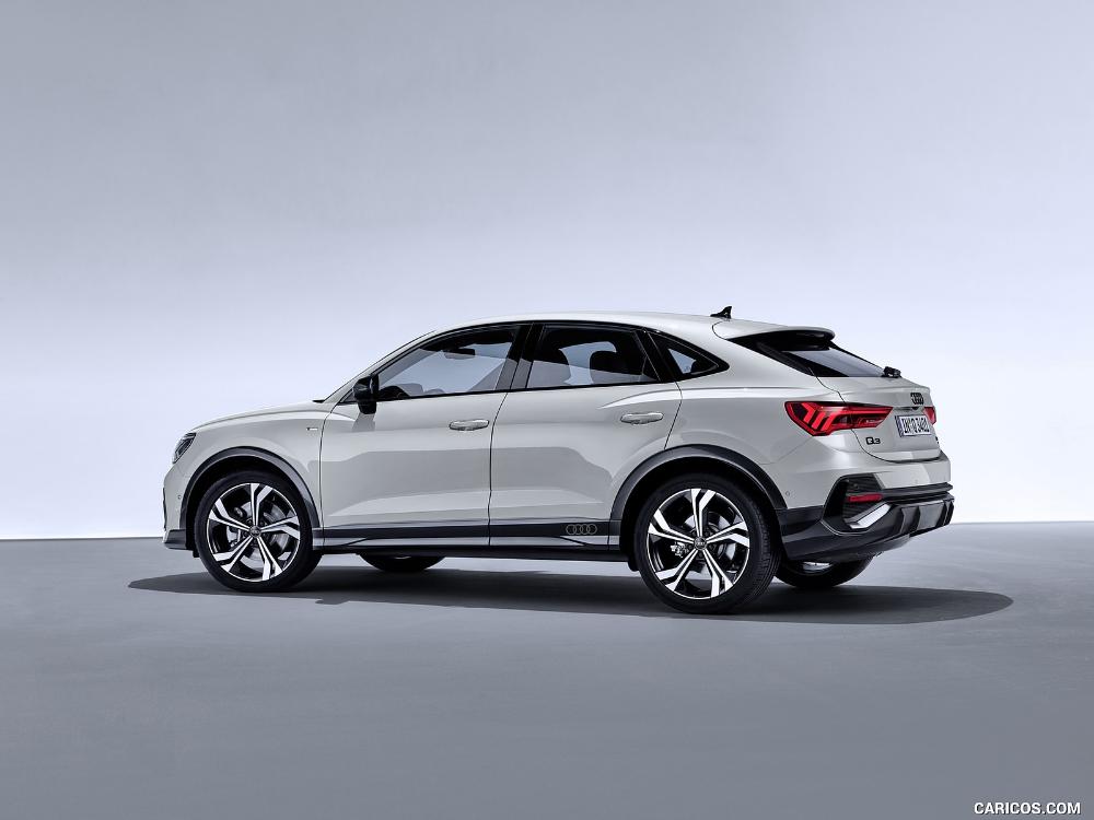 2020 Audi Q3 Sportback Audi Q3 Audi Top Luxury Cars