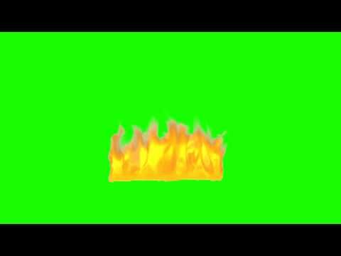 Flame In Green Screen Free Stock Footage Youtube Free Stock Footage Greenscreen Screen Free
