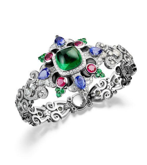 87a71522f0c Les bijoux à retenir des collections haute joaillerie de janvier 2017