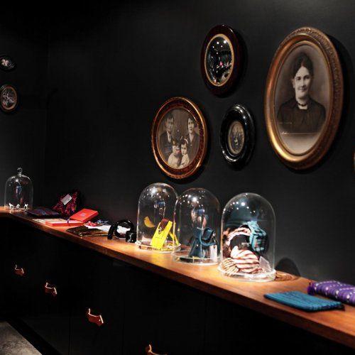 des objets pour un cabinet de curiosités | placards