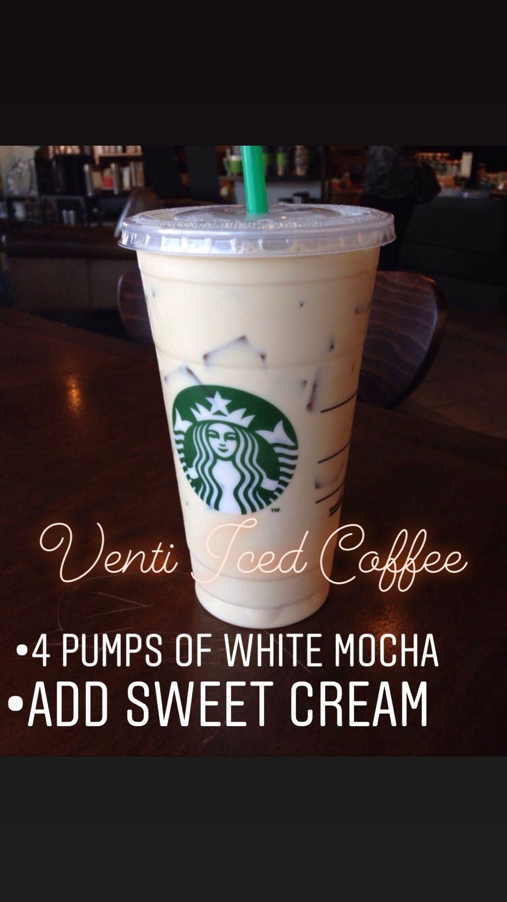 Starbucks Drinks in 2020 Starbucks drinks recipes
