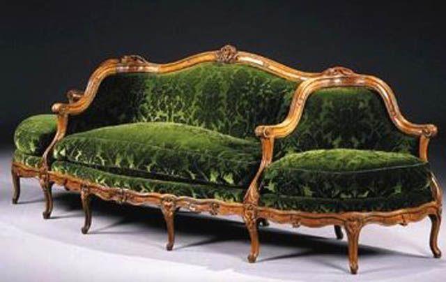 11 Antique Couch Sofa And Settee Styles Kanapedes