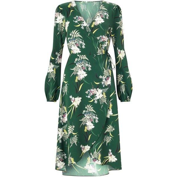 Long sleeve maxi dress polyvore