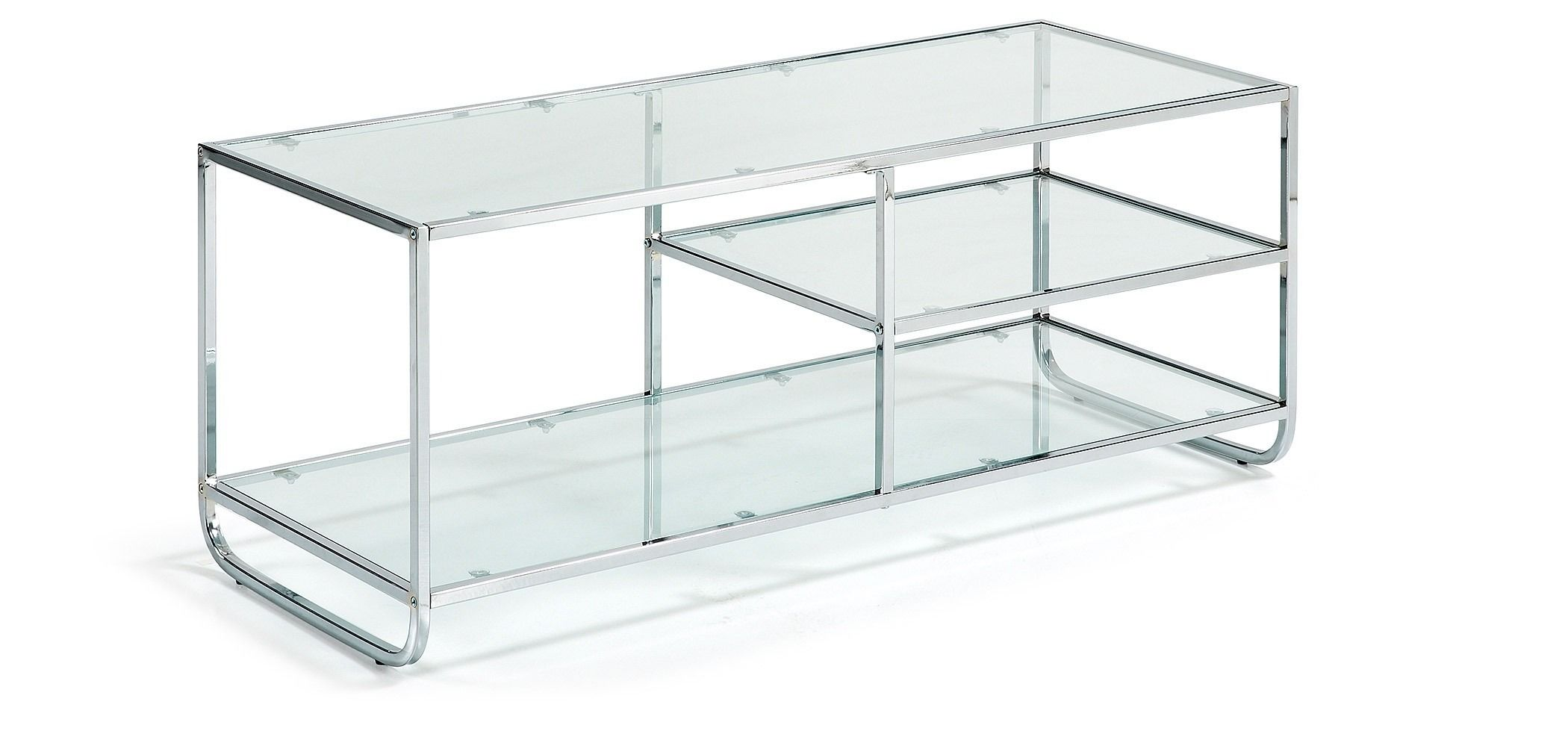 Maison Tv Bord Transparent Tv Bord Tv Table Pinterest Tv  # Table Tv D'Angle En Verre Design Transparent