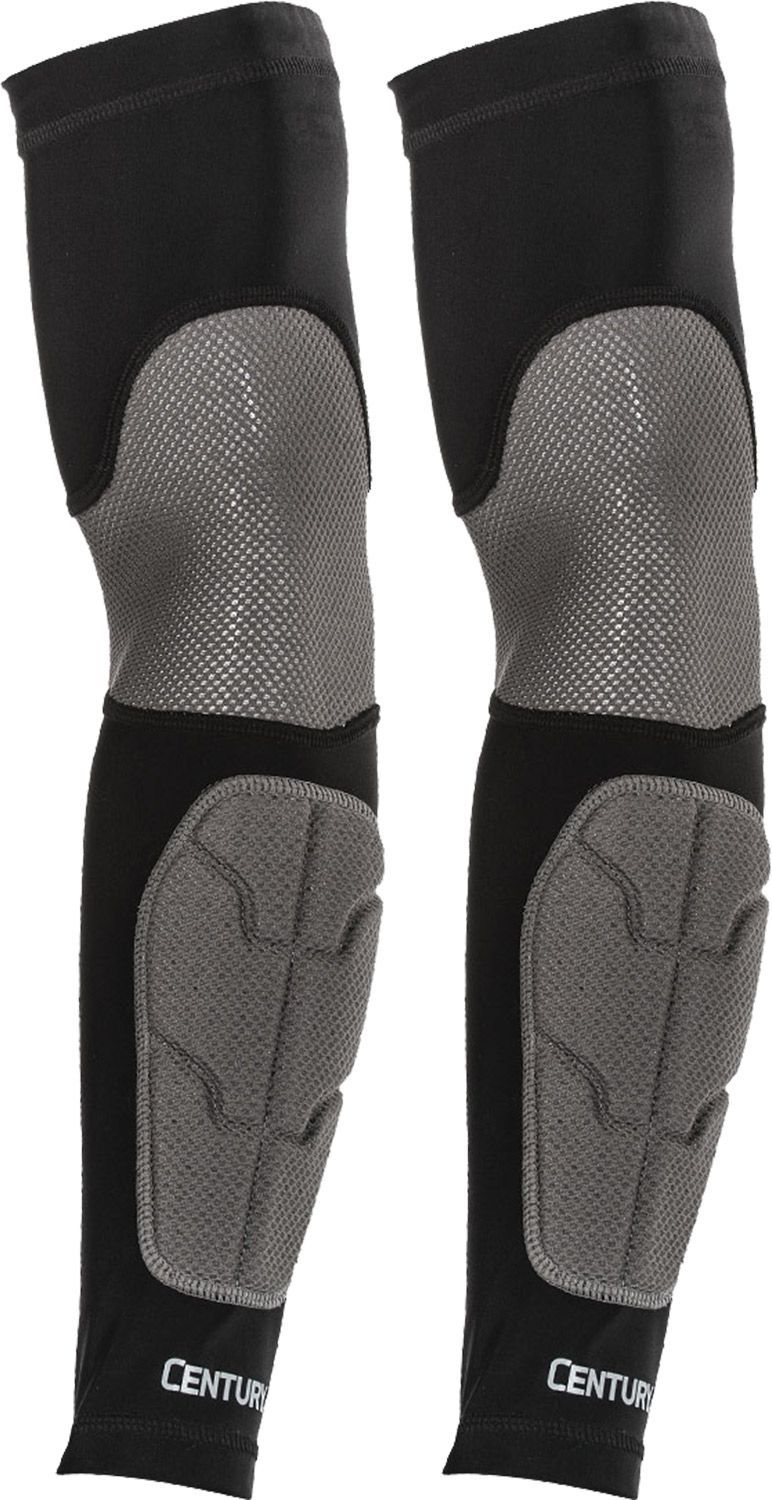 Century padded compression arm sleeves adult unisex size