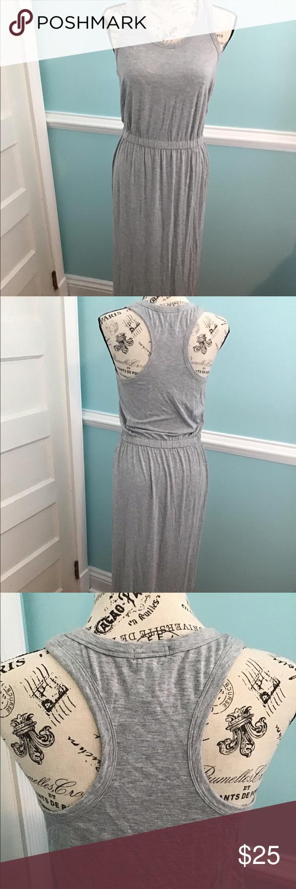 Jcrew Racerback Maxi Dress Racerback Maxi Dress Casual Summer Dresses Maxi Dress [ 1740 x 580 Pixel ]