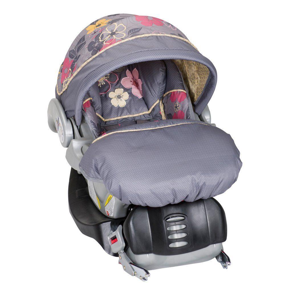 Baby Trend FlexLock Infant Car Seat, Zaira