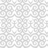 シクウレンモレウ菱形文の背景パターン 黒 緑ライン アイヌ文様