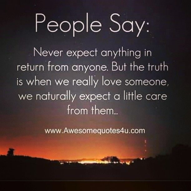 Shashankadler Love Life Quotes Truth Never Expect Anything