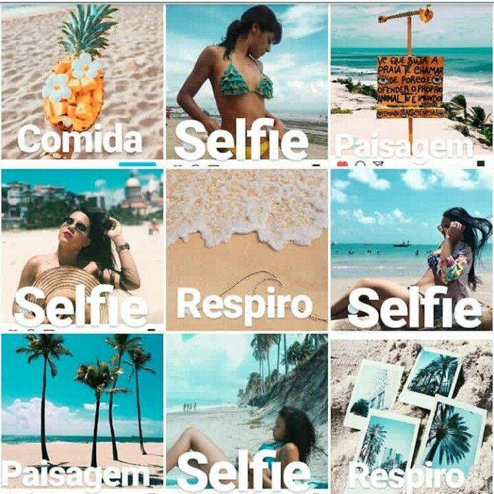 Feed Insta Instagram Feed Inspiration Tema Do Instagram Instagram
