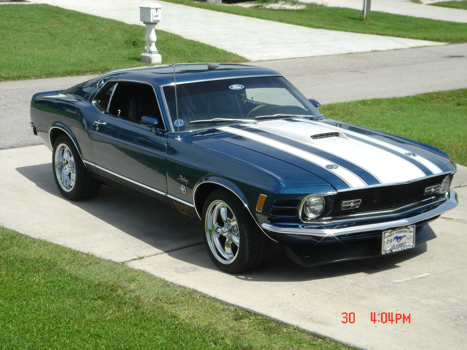 1970 Ford Mustang Mach1  Classic Cars  Pinterest  Shopping