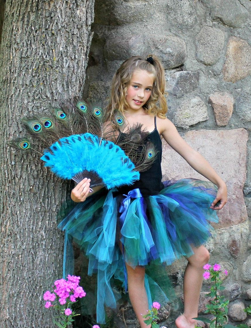 peacock costume for tweens want along with peacock eye makeup | cute