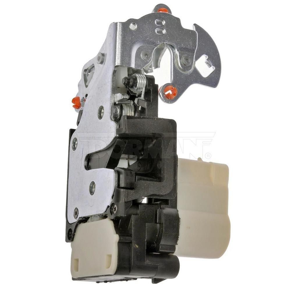 Oe Solutions Integrated Door Lock Actuator With Latch 931 257 Door Locks Saab 9 7x Chevrolet Trailblazer