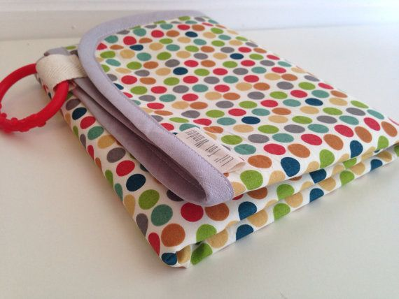 Organic Changing Mat on the GO by LilTotWonder on Etsy, $28.00