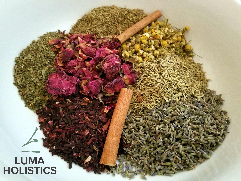 WHOLESALE: Organic Yoni Steam, Premium Herbal Blend, 20 oz
