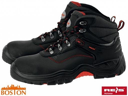 Obuwie Robocze Brboston T Hiking Boots Shoes Fashion