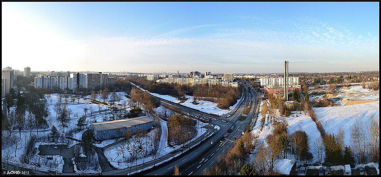 München-Neuperlach Panorama 2 von -ACHE-