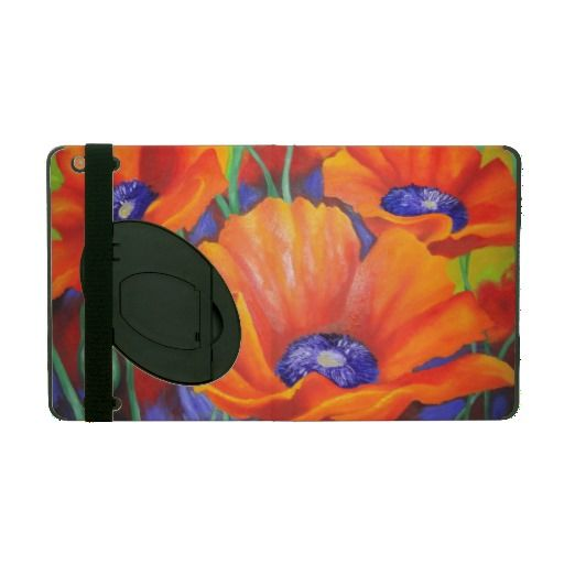 Impression Of Orange Powis iPad Case