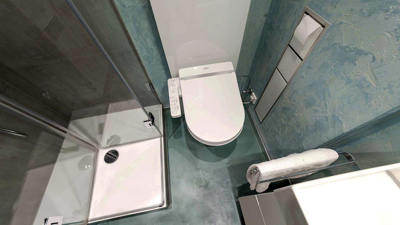 Fugenloses Bad In Frischem Design Jetzt Anschauen Fugenloses Bad Bad Badezimmer