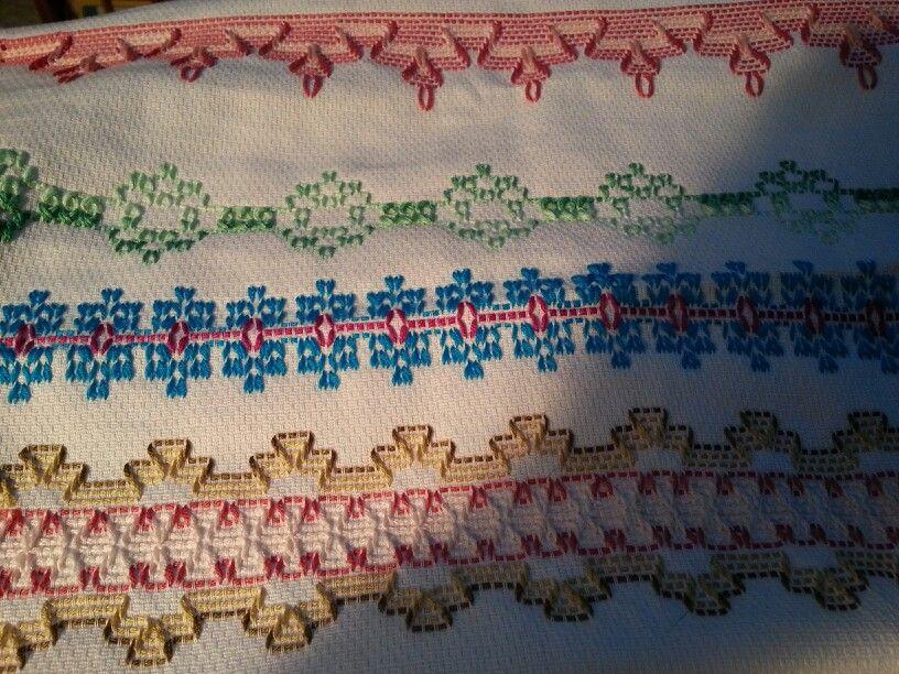 More huck weaving | Swedish weaving and Huck weaving | Pinterest ...