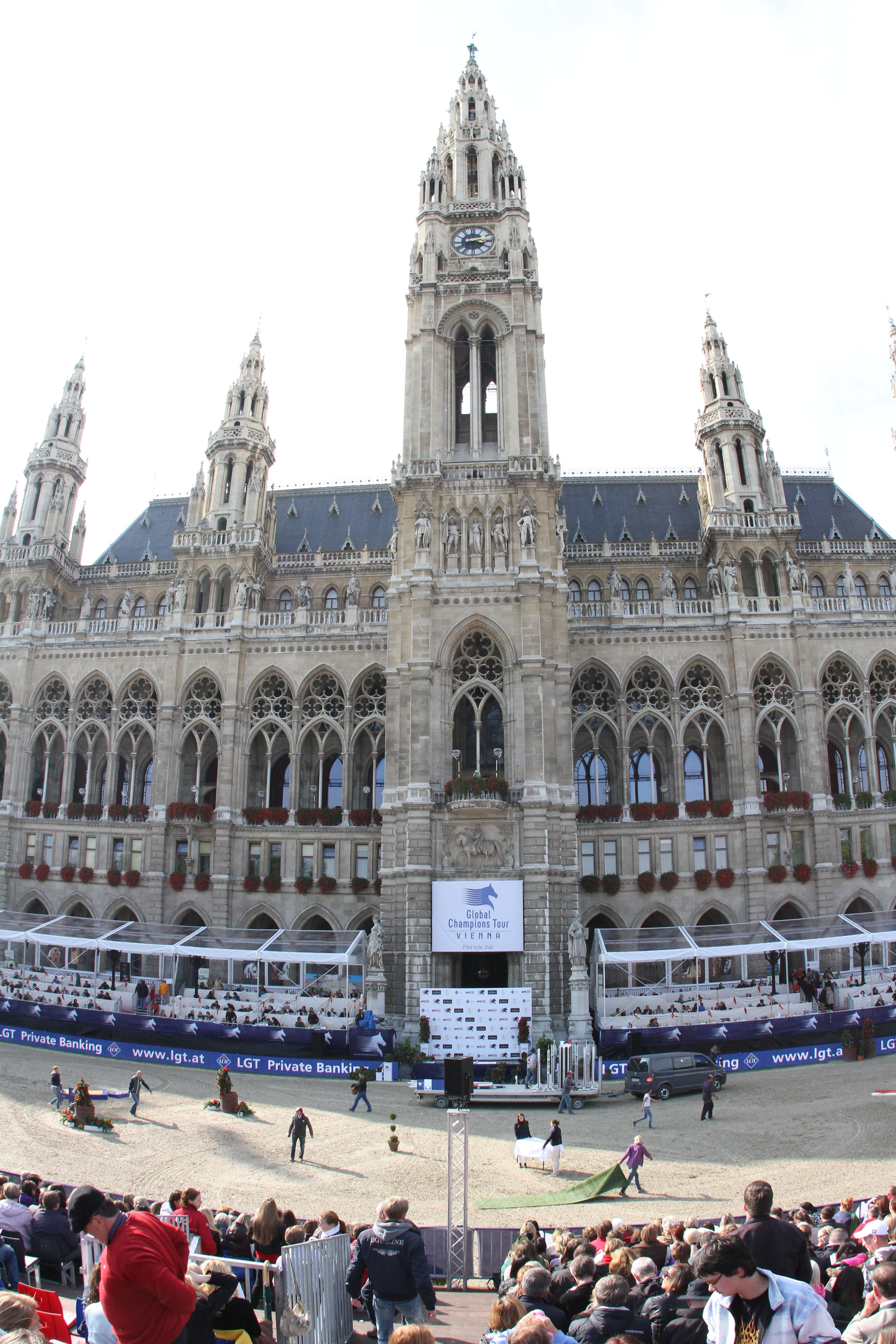 Gct Vienna Venue Is Stunning Vienna Longines Global Champions Tour Charleighscookies Equestrianlife Eque Global Champions Tour Equestrian Equestrian Life
